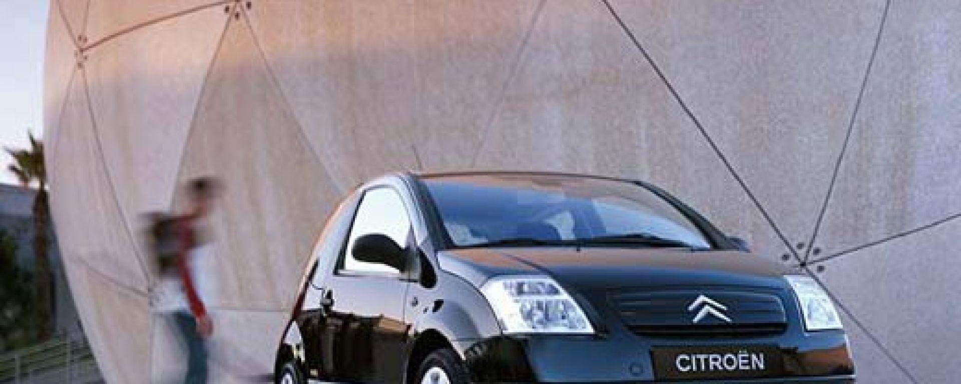 Anteprima Citroën C2
