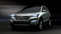 Hyundai Santa Fe 2013, le nuove foto - Immagine: 6