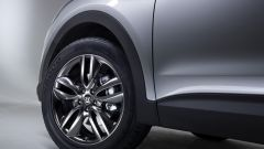 Hyundai Santa Fe 2013, le nuove foto - Immagine: 3
