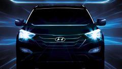 Hyundai Santa Fe 2013, le nuove foto - Immagine: 1