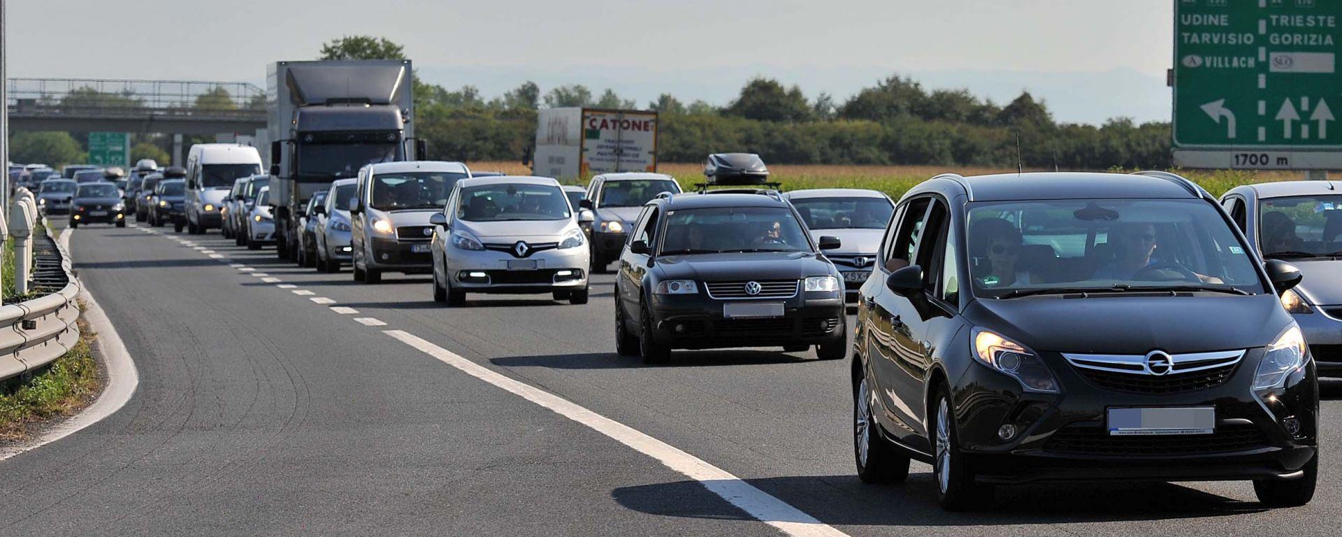 1° Maggio 2019, l'incubo del traffico da rientro