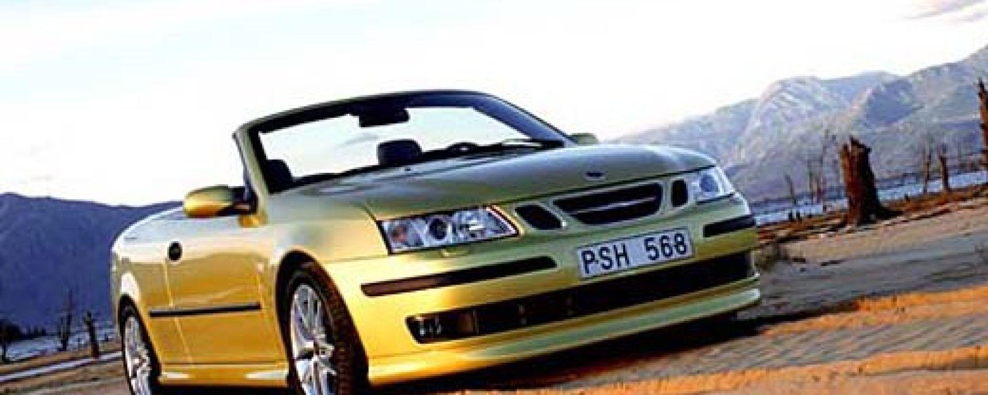 Saab 9-3 Cabrio 2003
