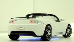Tesla Roadster by Brabus - Immagine: 2