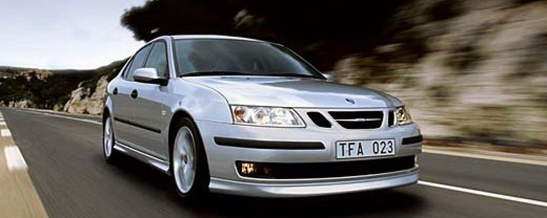 Saab 9.3 Sport Sedan 2.2 TiD