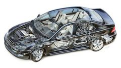Saab 9.3 Sport Sedan 2.2 TiD - Immagine: 16