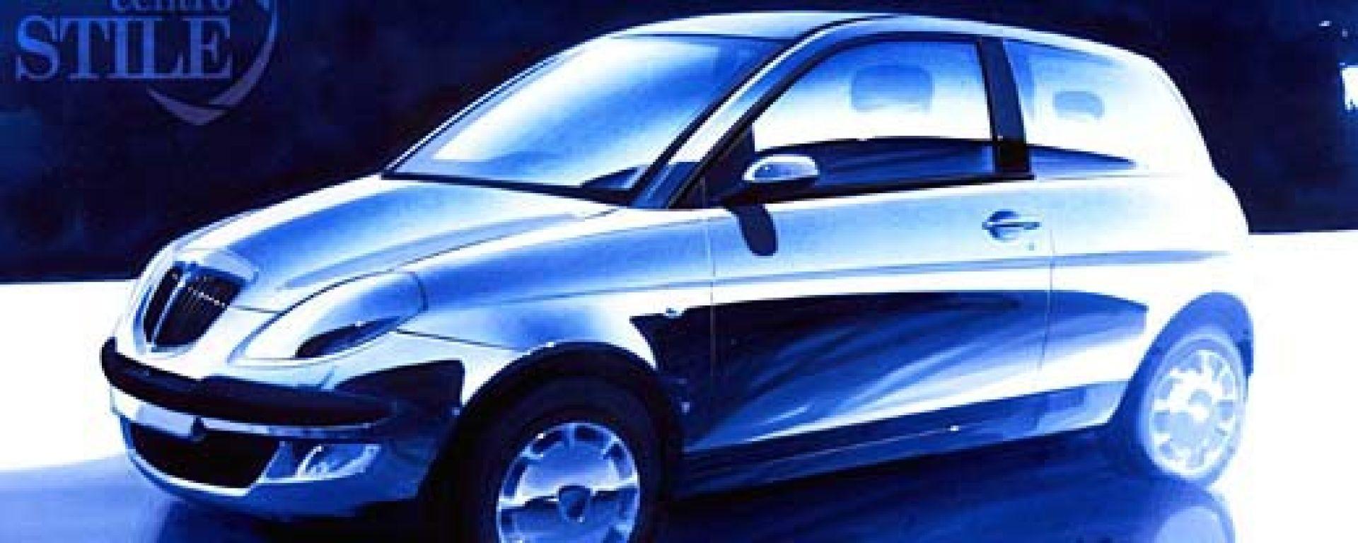 Anteprima:Lancia Ypsilon