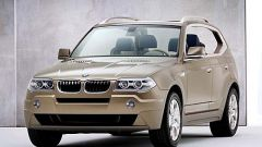 Esclusivo: ecco la BMW X3 - Immagine: 1