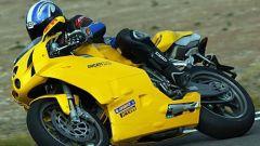 In sella alla Ducati 749 S - Immagine: 26