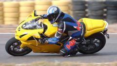 In sella alla Ducati 749 S - Immagine: 24