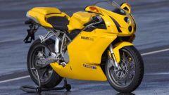 In sella alla Ducati 749 S - Immagine: 33