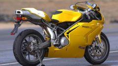 In sella alla Ducati 749 S - Immagine: 40