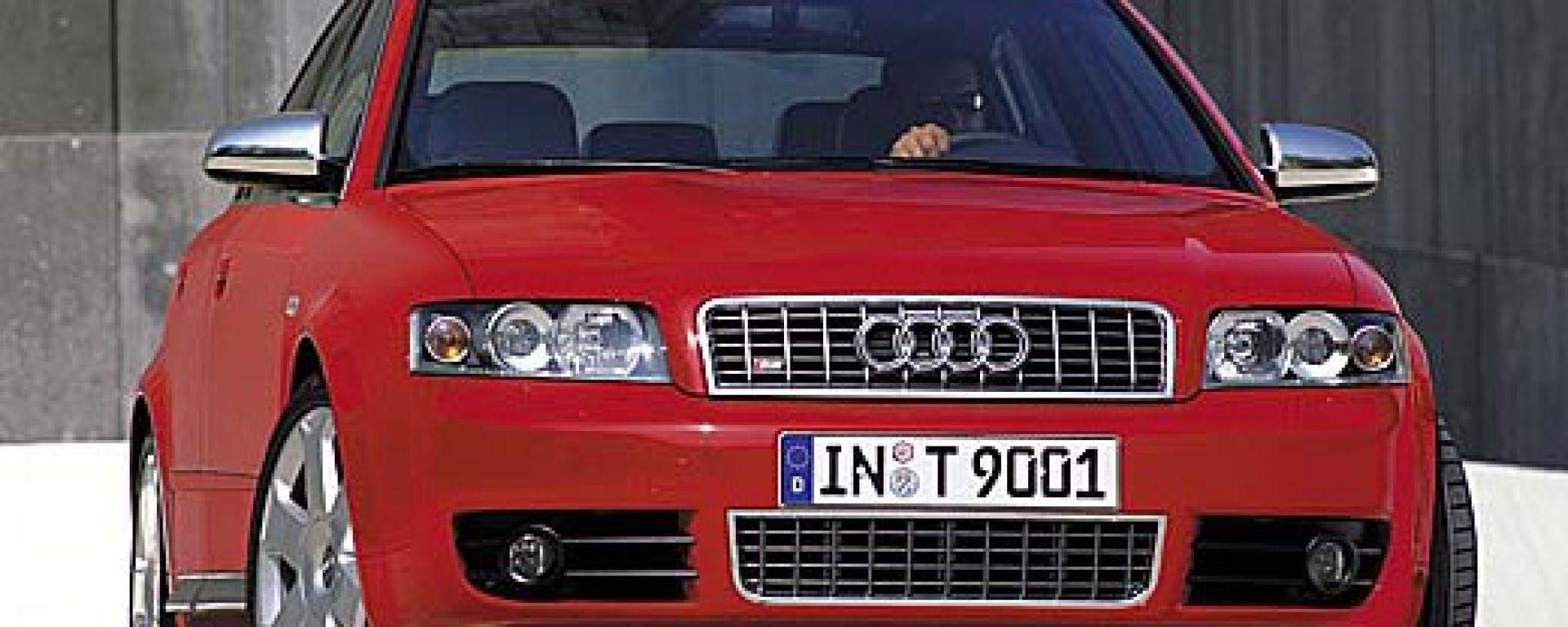 Audi S4 my 2003