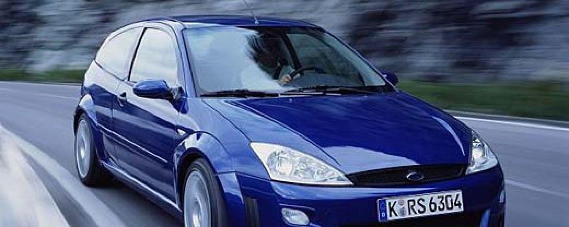 Anteprima: Ford Focus RS