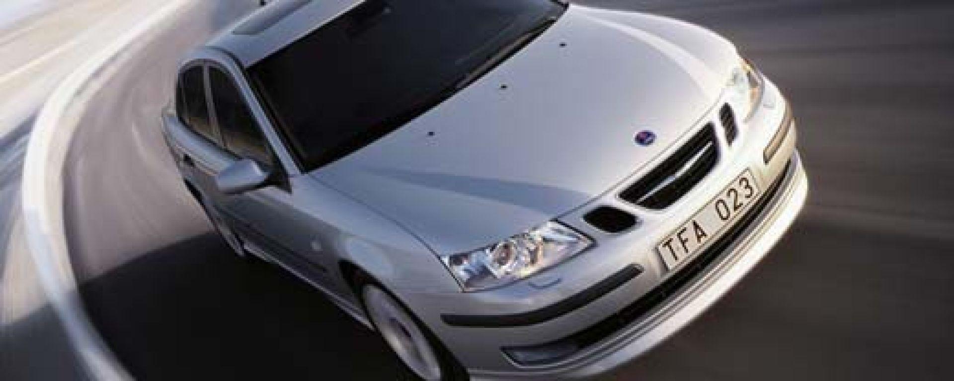 Saab 9-3 my 2002