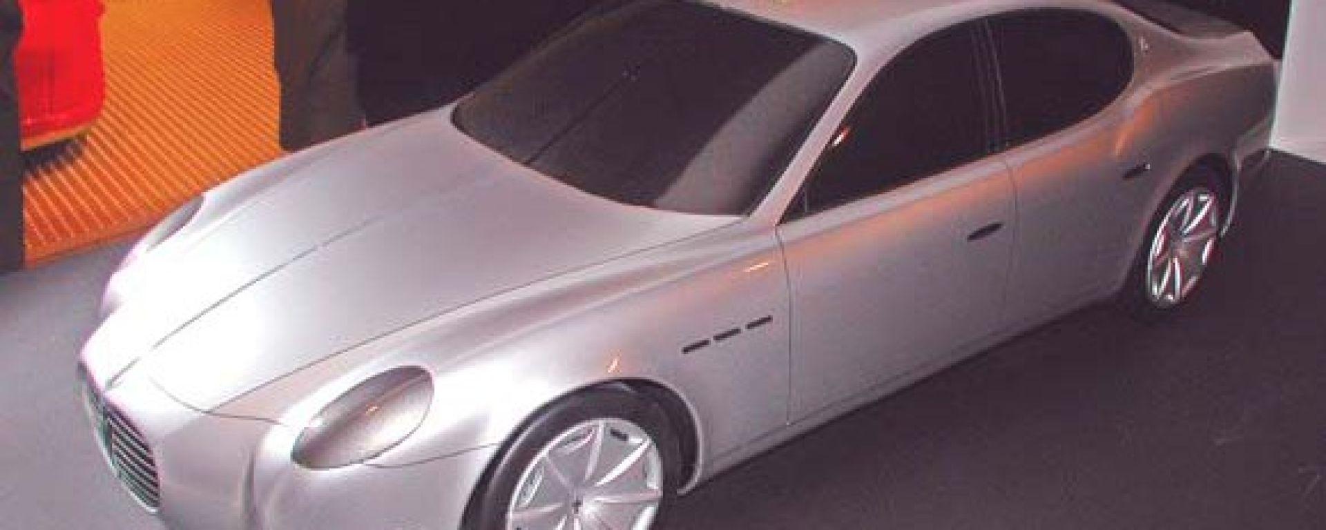 Esclusivo: le prime foto della nuova Maserati Quattroporte