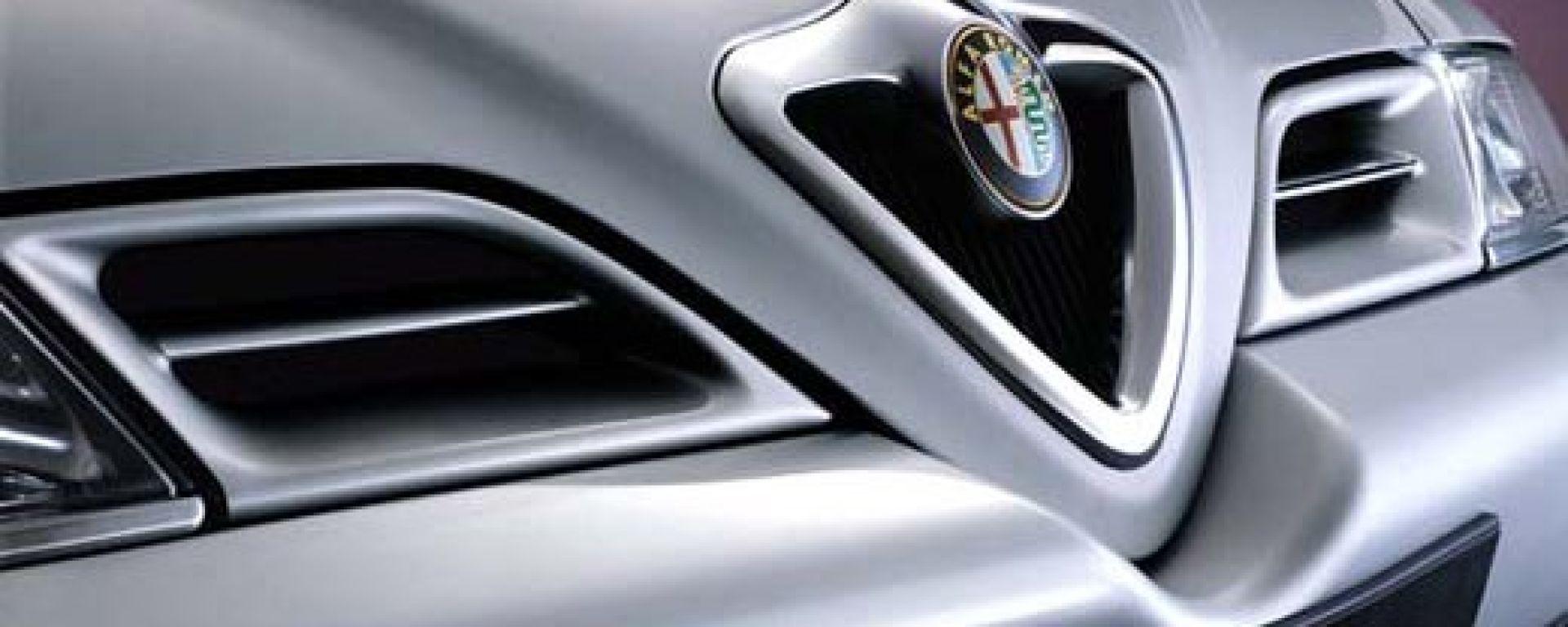 Alfa 166 my 2002