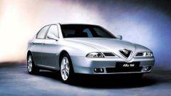 Alfa 166 my 2002 - Immagine: 4