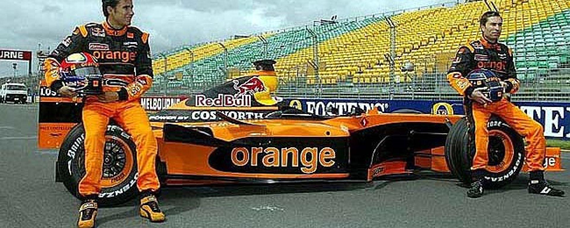 F1 2002: Arrows A23