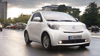 Listino prezzi Toyota iQ