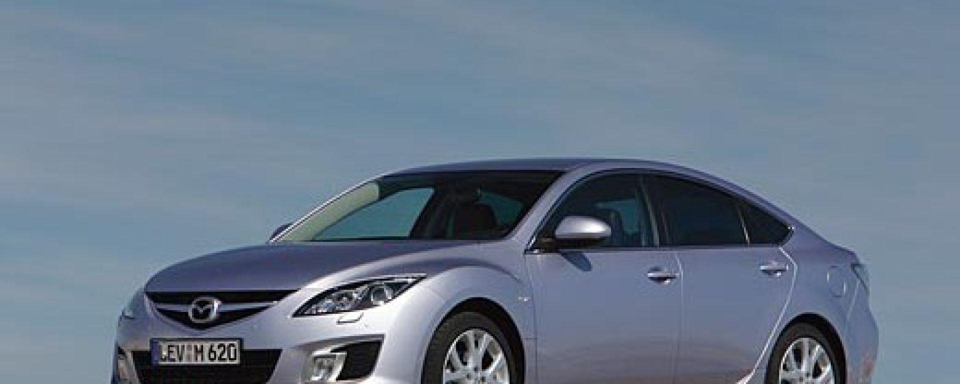 Mazda6 2.2 MZR-CD
