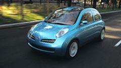 Nissan mm.e - Immagine: 13