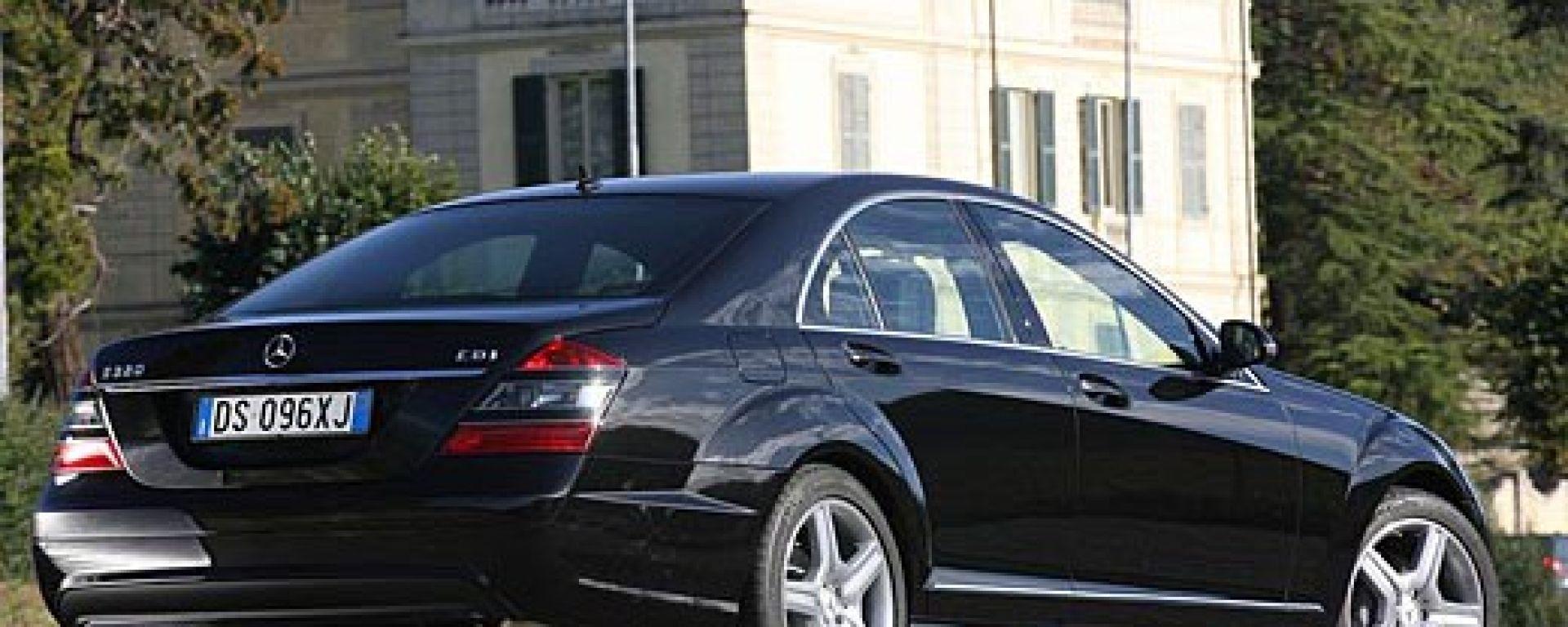 Mercedes Classe S Carl Benz