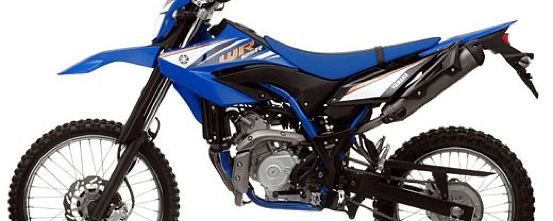 Yamaha WR 125 R e X