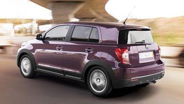 Listino prezzi Toyota Urban Cruiser