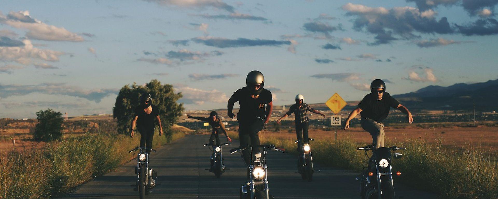 10 dettagli del motociclista hipster