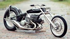 10. FNA Custom Cycles' Kawasaki 750 H2