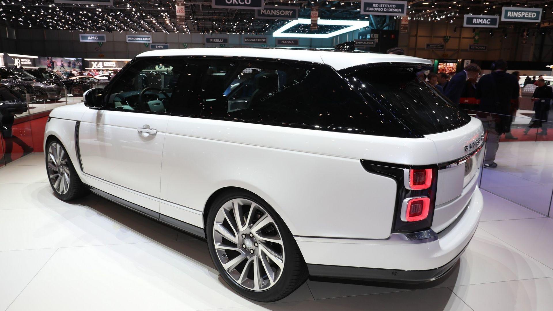 Range Rover Suv >> 10 novità SUV in arrivo dal Salone di Ginevra 2018 - MotorBox