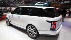 10 SUV in arrivo dal salone di Ginevra 2018 - Immagine: 24