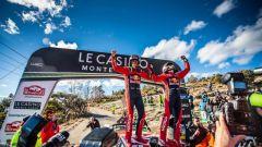 100esima vittoria di Citroen nel WRC, ecco com'è arrivata (video) - Immagine: 4