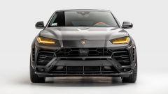 1016 Industries Lamborghini Urus: vista anteriore