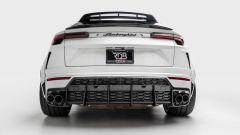 1016 Industries Lamborghini Urus: vista posteriore
