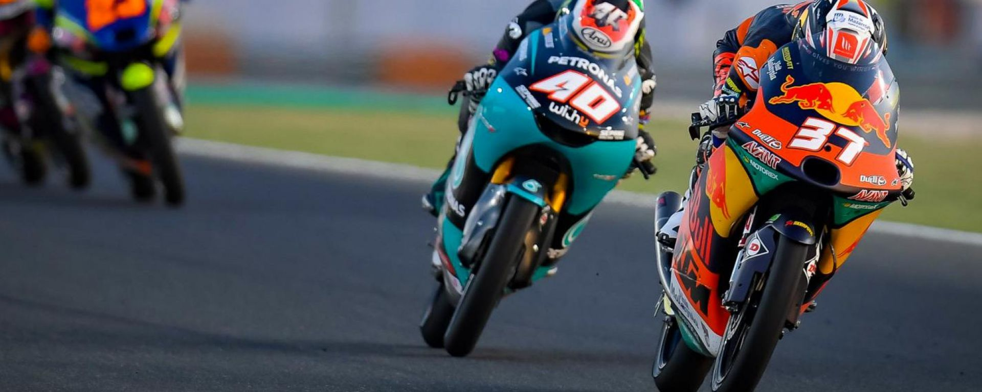 11° Pedro Acosta – GP Doha 2021 Moto3 a 16 anni e 314 giorni - In gara davanti a Darryn Binder