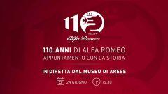 110 anni di Alfa Romeo