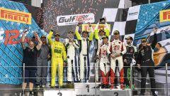 12 Ore del Golfo 2019: Valentino Rossi, Uccio Salucci e Luca Marini sul gradino più alto del podio Pro-Am