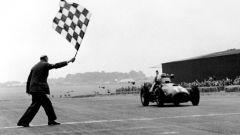 14 luglio 1951, Silversone, GP Gran Bretagna: Froilan Gonzalez vince su Ferrari 375 F1