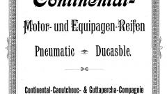 140 anni di Continental: la storia in dettaglio - Immagine: 14