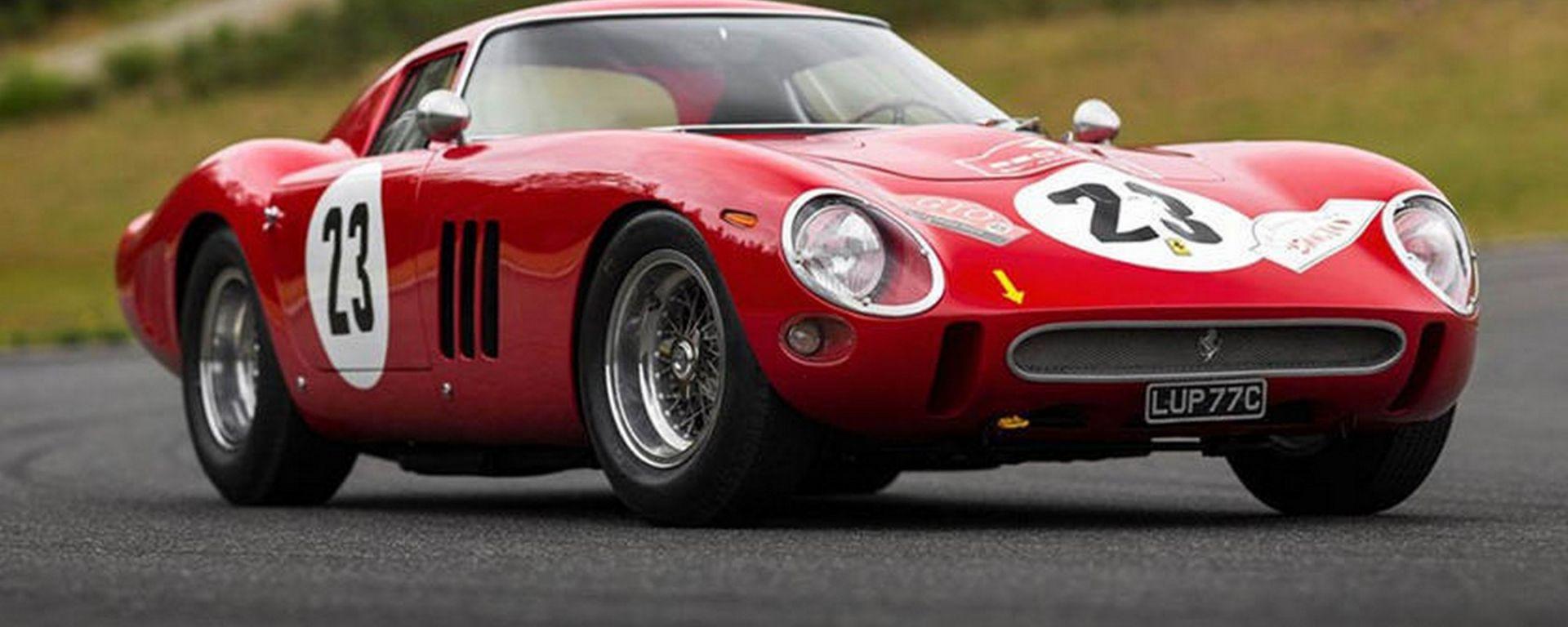 1962 Ferrari 250 GTO $48,405,000