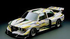 1977 BMW 320i Group 5 Race Version Roy Lichtenstein
