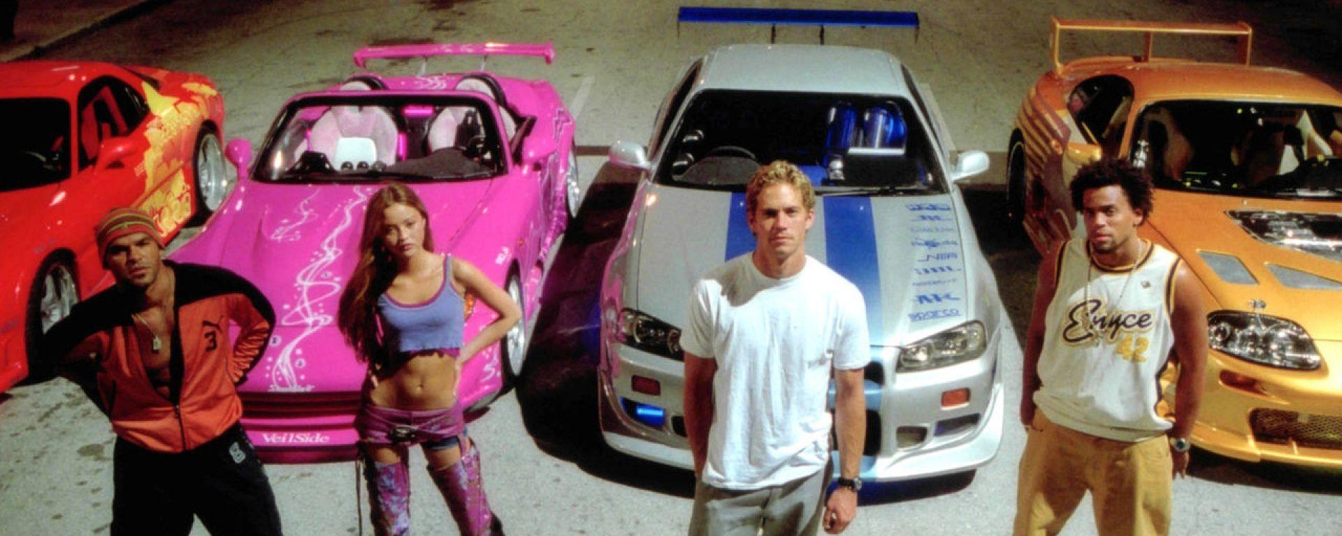 2 Fast 2 Furious, un video svela tutti i segreti di una scena mitica