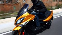 Kymco Xciting-R 2009 - Immagine: 11