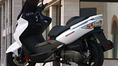 Kymco Xciting 300R - Immagine: 9