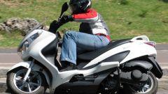 Suzuki Burgman 200 Vs Sym Joyride 200 Evo - Immagine: 10