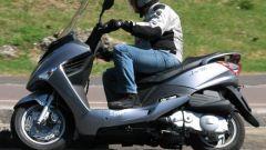 Suzuki Burgman 200 Vs Sym Joyride 200 Evo - Immagine: 11
