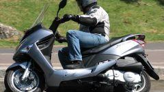 Suzuki Burgman 200 Vs Sym Joyride 200 Evo - Immagine: 12
