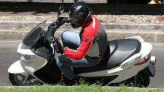 Suzuki Burgman 200 Vs Sym Joyride 200 Evo - Immagine: 15