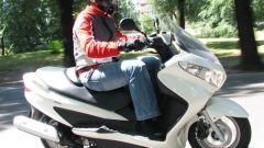 Suzuki Burgman 200 Vs Sym Joyride 200 Evo - Immagine: 18